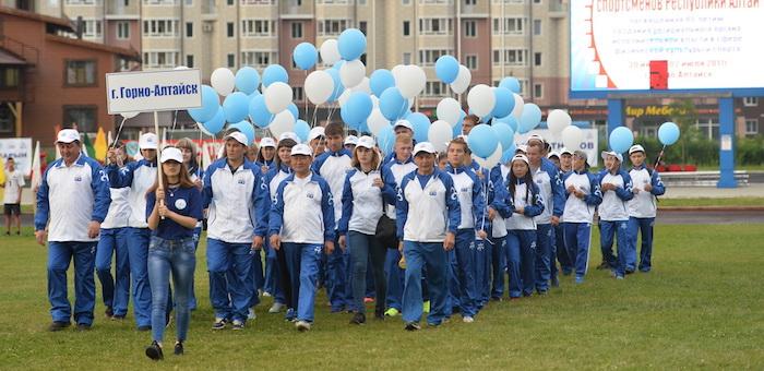 XVII летняя Олимпиада спортсменов Республики Алтай завершилась в Горно-Алтайске
