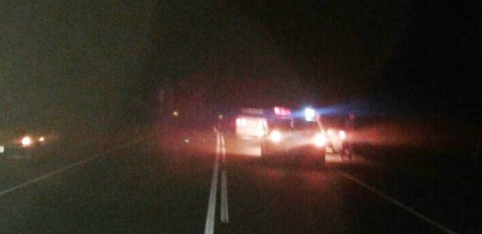 В Онгудайском районе водитель без прав насмерть сбил пешехода