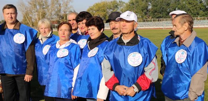 Спартакиада среди пожилых граждан пройдет в Республике Алтай