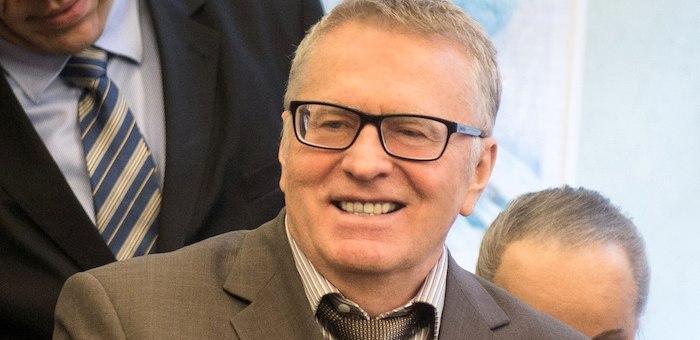 Жириновский пошел на выборы в горсовет