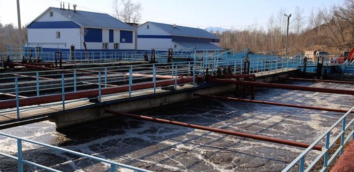 Реконструкция очистных сооружений завершается в Горно-Алтайске