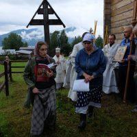 В Алтайском заповеднике прошел праздник «Яблочный спас»