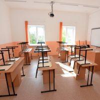 Аносинская школа вновь отстроена после пожара