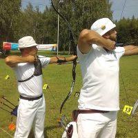 Победы алтайских лучников в Барнауле