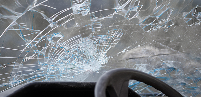 Мстительный депутат разбил поленом и лопатой машину бывшей жены
