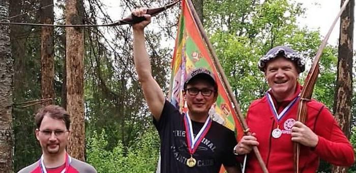 Алтайский лучник успешно выступил на чемпионате России