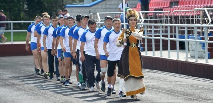 Фестиваль национальных игр прошел в Горно-Алтайске (фоторепортаж)