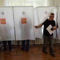 Как Горно-Алтайск выбирал новую власть. Фотозарисовки