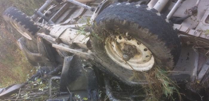 Шесть человек пострадали в автомобильных авариях за выходные