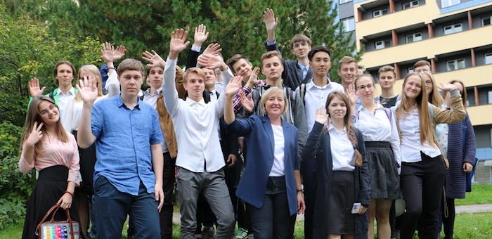 Пятеро школьников из Горного Алтая попали в «сибирский Хогвартс»