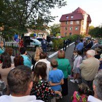 В Горно-Алтайске сдали первый двор по программе благоустройства