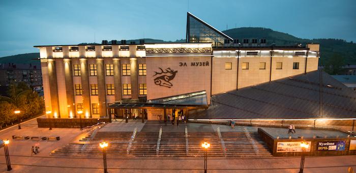 Национальный музей: пять лет после реконструкции