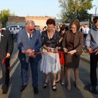 Жителям нового дома в Горно-Алтайске вручили ключи от квартир