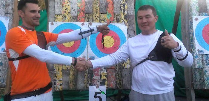 Лучник из Улагана одержал победу в турнире «Кузнецкий стрелок»