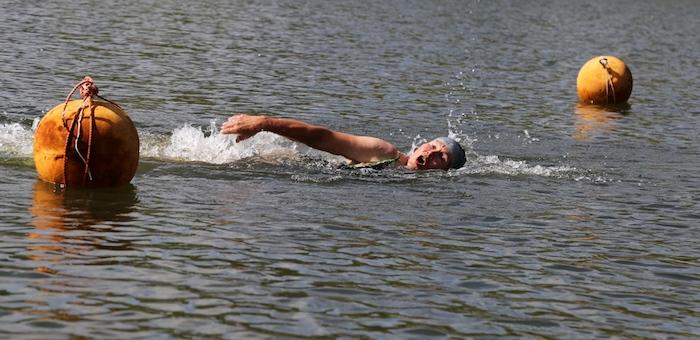 В Еланде состоялись соревнования по плаванию