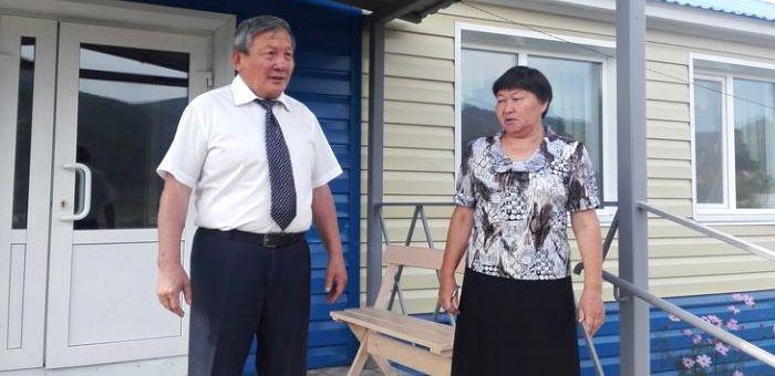 Спикер Госсобрания посетил с рабочим визитом Шебалинский район