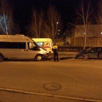 Пьяный водитель устроил аварию в Горно-Алтайске