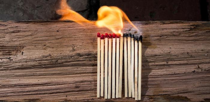 Мужчина устроил пожар в «Малиновом острове», чтобы «насолить» супруге