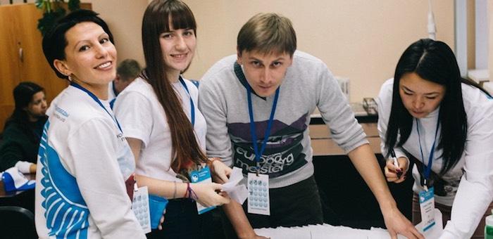 «Волонтеры Победы» из Республики Алтай приняли участие во всероссийском слете