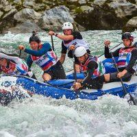 Алтайские спортсмены стали победителями чемпионата и первенства мира по рафтингу