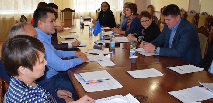 В Горно-Алтайске обсудили законопроект о территориях традиционного природопользования