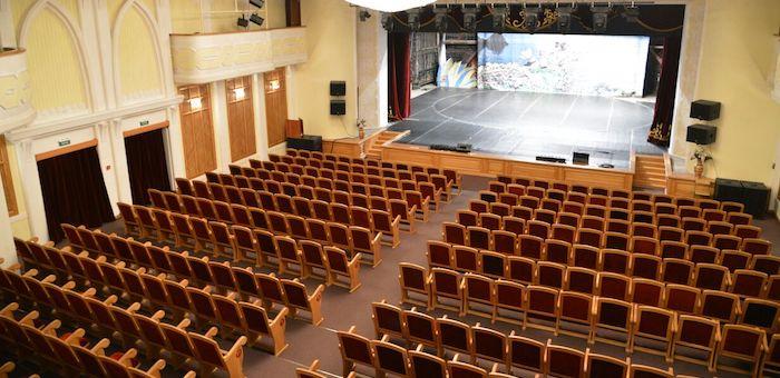 Театр готовится к открытию юбилейного сезона