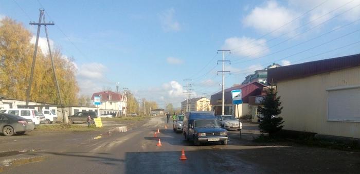 В Майме из-за невнимательного водителя пострадал трехлетний пешеход