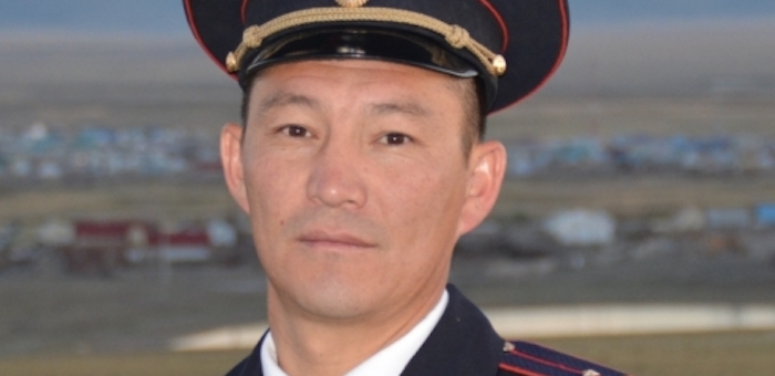 Народным участковым Республики Алтай стал Досымхан Игенбаев