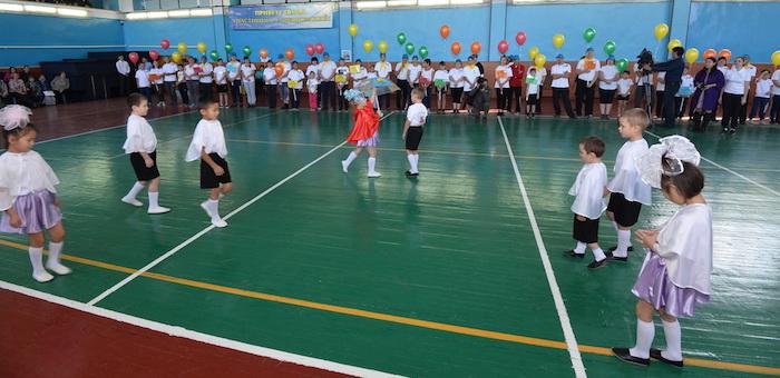Веселые семейные старты прошли в Республике Алтай