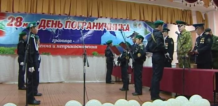 Военно-патриотический клуб открыли в Саратане