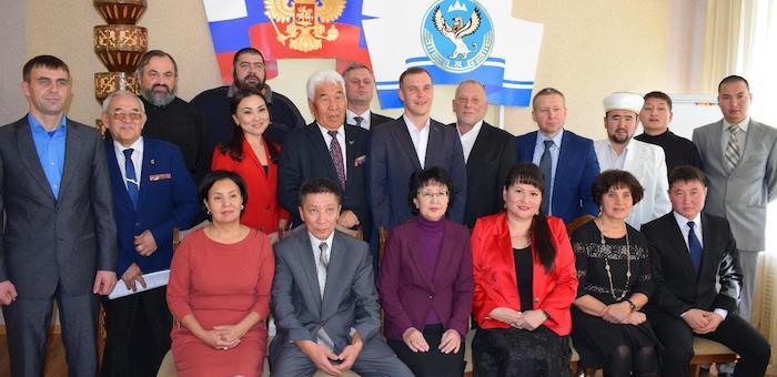 Сформировано руководство Общественной палаты Республики Алтай