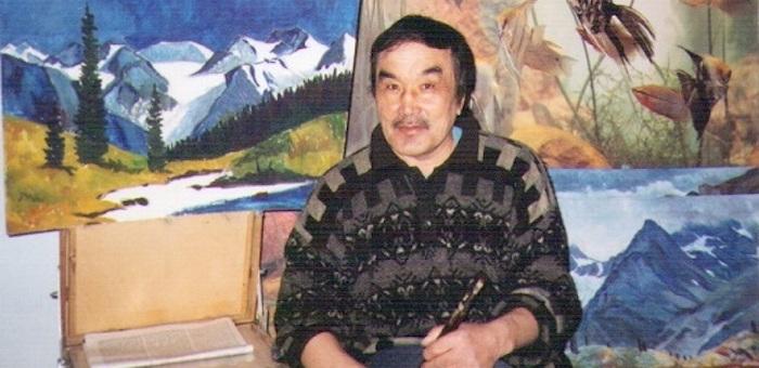 Ушел из жизни художник Николай Олчонов