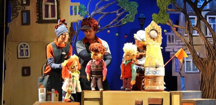 Театр кукол «Сказка» посетит с гастролями Горно-Алтайск
