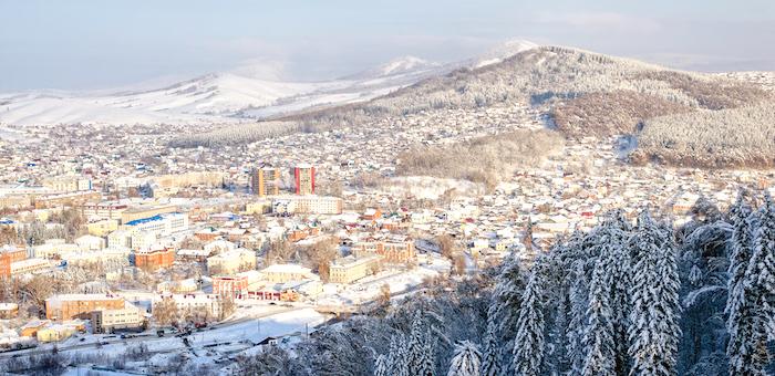 Горно-Алтайск стал одним из лидеров экологического рейтинга городов России