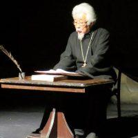 Состоялась премьера спектакля «Памятное завещание»