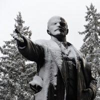 Несколько любопытных фактов о памятнике Ленину в Горно-Алтайске