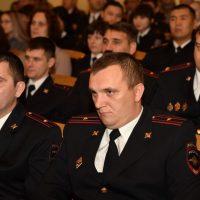 День сотрудника органов внутренних дел отметили в Горно-Алтайске