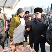 Сельхозярмарка прошла в Горно-Алтайске
