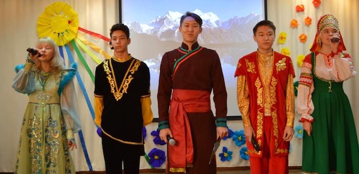 Фестиваль национальных культур прошел в Республике Алтай