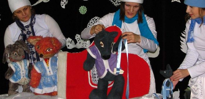Театр кукол «Жар-птица» подготовил для детей несколько спектаклей