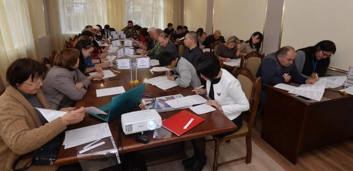 300 человек написали этнографический диктант в Горном Алтае
