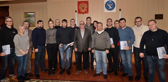 Горный Алтай посетила делегация бизнесменов, обучающихся в Сколково