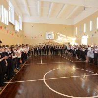 Спортивный зал после капитального ремонта открыли в Черге