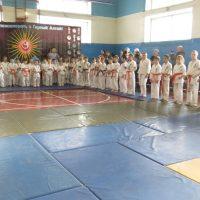 Турнир по каратэ киокусинкай состоялся в Горно-Алтайске