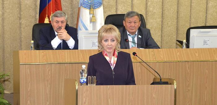 Депутаты утвердили бюджет на следующий год