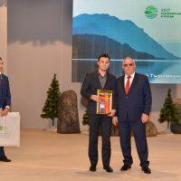 Итоги Года экологии подвели в Республике Алтай