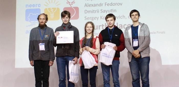 Выпускник из Республики Алтай вышел в финал чемпионата мира по программированию