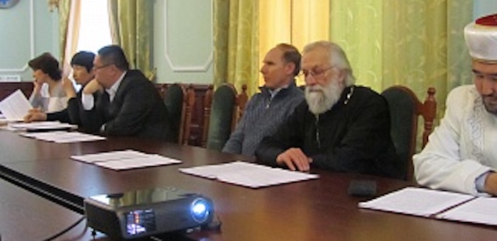 В мэрии обсудили исполнение стратегии национальной политики
