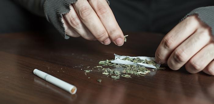 Житель Карлушки планировал выкурить 2,5 кг марихуаны