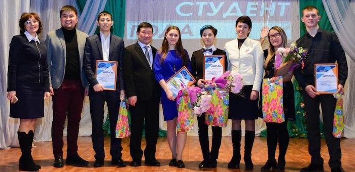 В конкурсе «Студент года» победила Сабрина Салманова